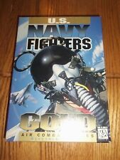 1995 EA US Navy Fighters Gold BOXED