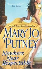 Nowhere Near Respectable (The Lost Lords) by Putney, Mary Jo, Good Book
