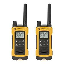 SEALED MOTOROLA T400 TALKABOUT 2WAY FRS GMRS RADIOS RECHARGEABLE T4B32201YARAAV