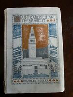 1902 San Francisco California Thereabouts Travel Guide Souvenir Book Illustrated