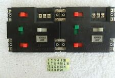(2) Atlas 220 Reversing Switch Controller Lot