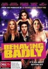 Behaving Badly DVD Region 4 (VG Condition)