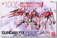 Used Bandai GUNDAM FIX FIGURATION METAL COMPOSITE Zplus RED #1005 From Japan