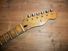 Custom  Relic Neck with Vintage Tuners  Strat or Tele