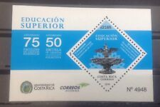 Costa Rica - Postfris / MNH - Sheet 75 years Higher Education 2018