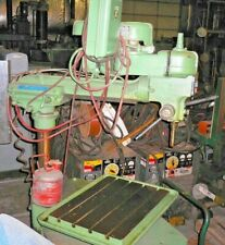 30 Rockwell Radial Arm Drill Press 7 Quill Travel 12 Hp 230460v 3 60