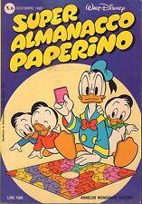 Super Almanacco Paperino Disney December 1980 Donald Duck Spanish 081717DBE2
