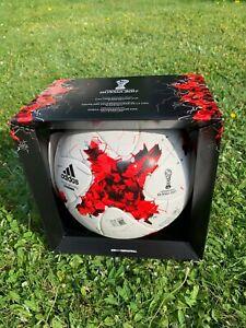 adidas official Matchball KRASAVA - Spielball des FIFA Confederations Cup 2017