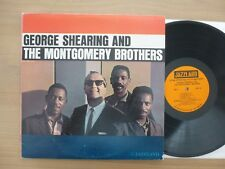 George Shearing And The Montgomery Brothers - Same MONO US 1961  Vinyl  vg+  #1
