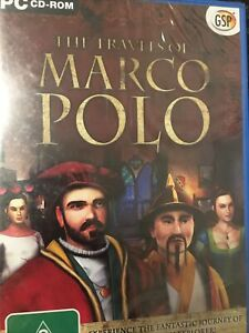 The Travels Of Marco Polo Hidden Object Game PC DVD New In Stock