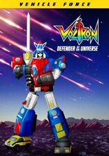 Voltron: Defender of the Universe - Vehicle Force (DVD,2019)