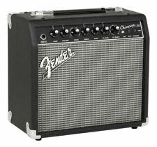 Fender Champion 20 Amplifier for Electric Guitar - Black