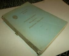 Vtg 1929 National Society of the Daughters of American Colonists Lineage Book