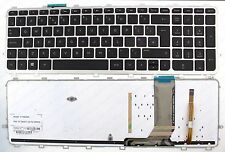 HP ENVY 15-J 15-J000 15-J001SR 15-J001ER KEYBOARD UK BACKLIT V140626A F280