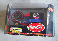 1999 Matchbox 1:43 Coca Cola Memorial Day 1932 Ford Model AA Truck NIB 92466