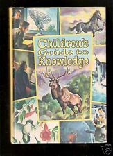 Children's Guide to Knowledge by Parent's Magazine Press (1974, Hardcover, illus