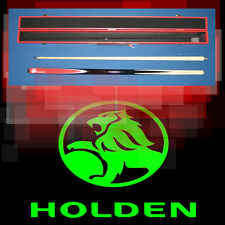 Official Licensed Holden Pool Cue and Case RRP$195