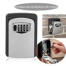 Caja Fuerte De Pared Cerradura de Seguridad Combinación 4 Dígitos Para Hogar