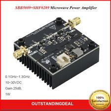 Sbb5089shf0289 Microwave Power Amplifier Rf Power Amplifier 01 Ghz 13ghz 1w