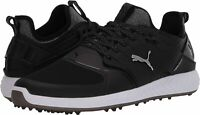 Puma Men's Shoes Ignite PWRADAPT Caged Low Top Lace Up Running, Black, Size 11.5