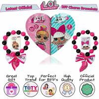 LOL Surprise BFF Charm Bracelet Blind Bag+2 Character collection cards