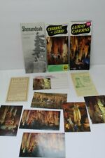 Vintage Virginia Paper Souvenir Items - Brochures Booklets Postcards Luray