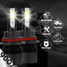 XENTEC LED HID Headlight Conversion kit 9007 HB5 6000K for 1997-2004 Ford F-450