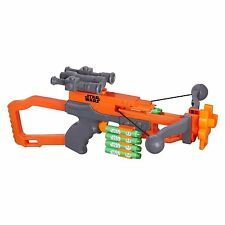 Star Wars Nerf Chewbacca Bowcaster Removable Scope FREE pack of Refill Darts x18