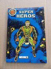 Super Héros 6 . J.Kirby / DC -  Aredit 1980 - TBE - minus