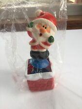 Vintage Hallmark Pop Up Santa Toy 300xpf390-1 NEW IN PACKAGE