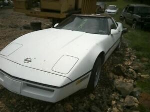 Back Glass Coupe Fits 84-85 91-96 CORVETTE 80309