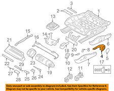 PORSCHE OEM 05-13 911 Seat Track-Adjust Lever Left 99752162701V05