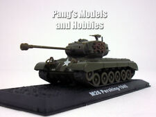M26 (M-26) Pershing Main Battle Tank 1/72 Scale Diecast Model by Amercom