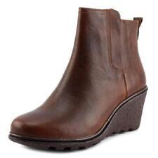 Botas de mujer botines Timberland de tacón medio (2,5-7,5 cm)