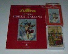 Speciale Astra  la vera sibilla Italiana + 52 carte dei tarocchi della sibilla