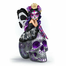 Jasmine Becket-Griffith JBG SPIRIT OF THE DEARLY LOVED Skull Glow-In-The-Dark