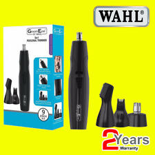 Wahl 5608-217 GroomEase 3 in 1 Personal Facial Hair Trimmer Battery Operated