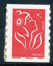 STAMP / TIMBRE FRANCE NEUF N° 3744b ** MARIANNE DE LAMOUCHE / ISSUS DE CARNET