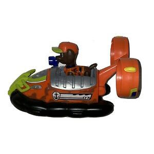 Paw Patrol Vehicle Figure Lot Zuma Jungle Rescue Hovercraft Spin Master Toy