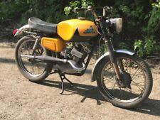 Moto Gitan Holiday Super 4V 50cc Classic Sports Moped 1967 Fantic Garelli era