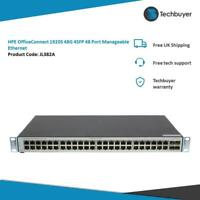 HPE OFFICECONNECT 1920S 48G 4SFP 48 PORTS MANAGEABLE ETHERNET - JL382A