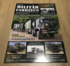 TANKOGRAD Militärfahrzeug 3 - 2019 - beschädigt