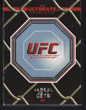 UFC Ultimate Fighting Championship Box Set (DVD, 2005, 11-Disc Set)