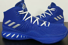 ADIDAS CRAZY EXPLOSIVE 2017 BASKETBALL SHOES ROYAL BLUE NEW BY3770 (SIZE 15)
