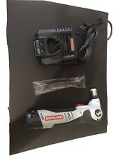 CRAFTSMAN NEXTEC HAMMERHEAD AUTO-HAMMER 12V LITHIUM ION BATTERY, CHARGER & CASE