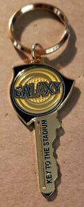 "LOS ANGELES GALAXY ""KEY to the STADIUM"" Key Ring"