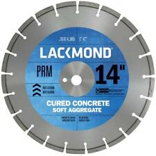 Premium CW20 Series Wet Cut Diamond Blade Cured Concrete 14 in. x 0.250 x 1 in.
