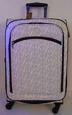 "FOUR WHEEL SPINNER SUITCASE 26"" WHEELED NX XN DESIGN LUGGAGE ROLLING TRAVEL Bag"