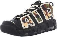 Nike Men's Air More Uptempo 96 Qs entrenadores de baloncesto SU19 Negro CK0892 001