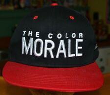 295099b0572fa The Color Morale Desolate Divine Snapback Hat Cap Rockford Metalcore Band  Nice